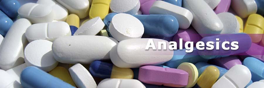 analgesics banner