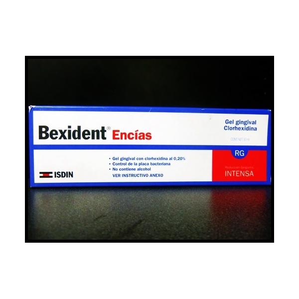 BEXIDENT ENCIAS GEL 50ML