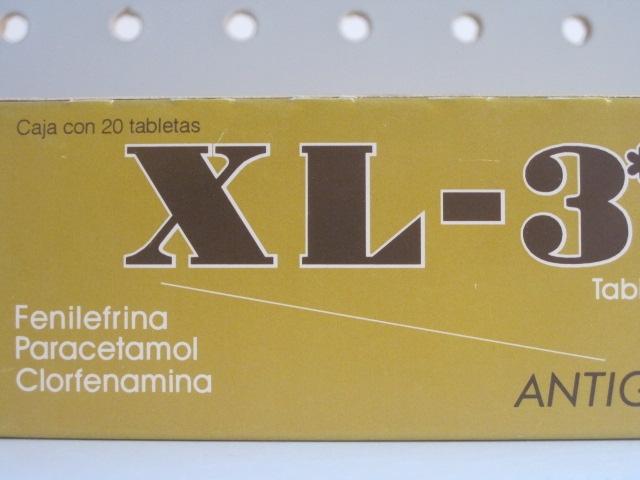 XL-3  8TAB